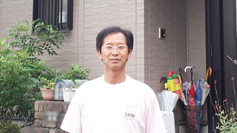 岐阜県各務原市那加野畑町でカナディアンソーラー330Wの太陽光発電4.95kWを設置したF.S様からのお客様の声