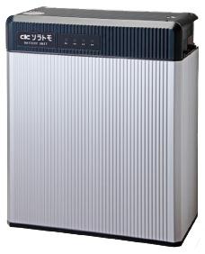 長州産業_家庭用蓄電池_Smart e-STRAGE