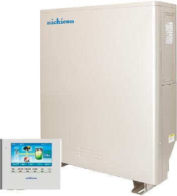 ニチコン_家庭用蓄電池_ESS-H1