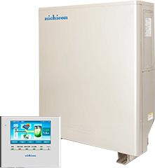 ニチコン_家庭用蓄電池_ESS-U2X1